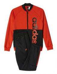 Adidas Children's Tracksuit Tracksuit Tracksuit CH Tracksuit Trackies 1