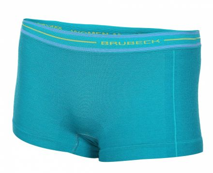 Active Wool Functional Boxer Shorts for Ladies 2