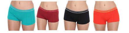 Active Wool Functional Boxer Shorts for Ladies 3