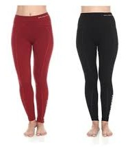 Merino Wool Leggings for Ladies