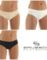 Seamless Merino Wool Bikini Briefs for Ladies