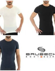 Seamless Merino Wool T-shirt for Men