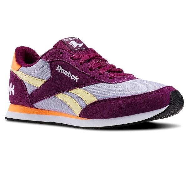 Womens Reebok Royal Classic Jogger 2RS - Purple_LRG