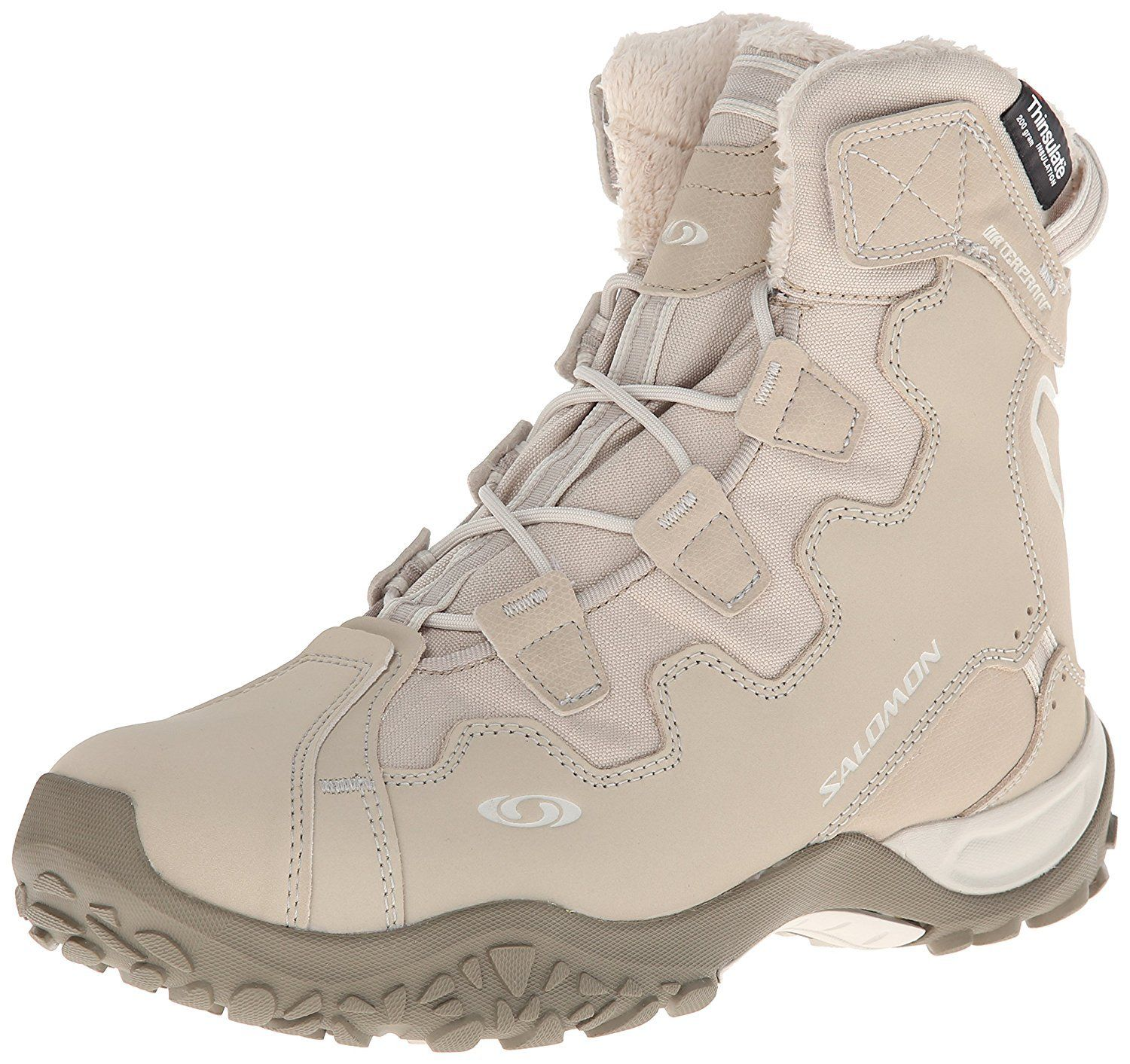 Women's Salomon Snowtrip TS WP Sand 2