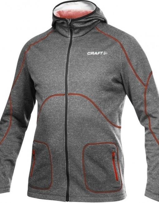 Craft Active Hood Zip vyriškas bliuzonas 1901680-2395