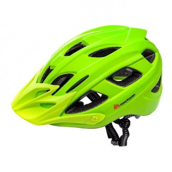 Meteor ROAD BIKE-MTB dviratininkų šalmas 24505