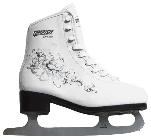 TEMPISH FIGURE SKATES DREAM GREY