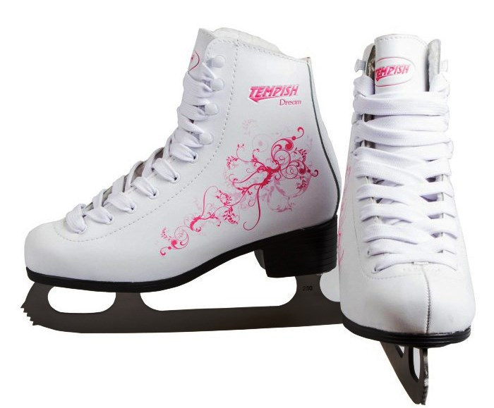 TEMPISH FIGURE SKATES DREAM PINK