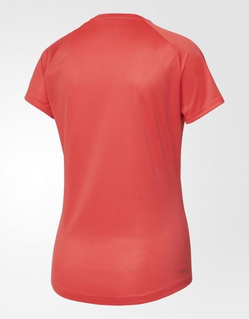 Adidas D2M Loose moteriški marškinėliai 1