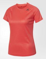 Adidas D2M Loose moteriški marškinėliai