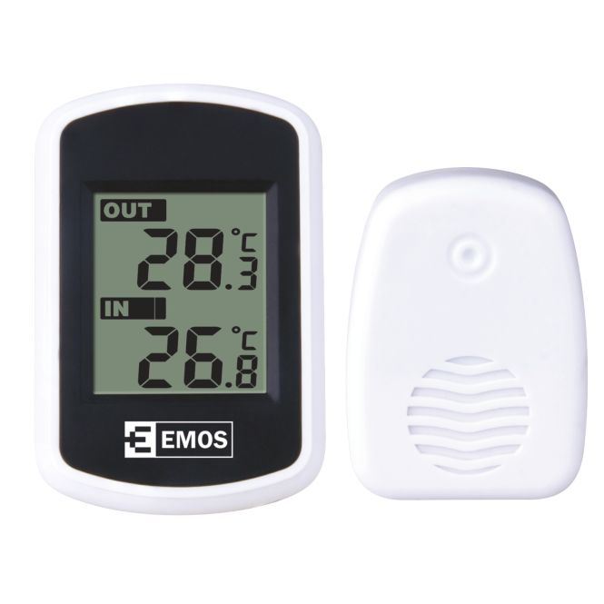 EMOS Bevielis skaitmeninis termometras E0042
