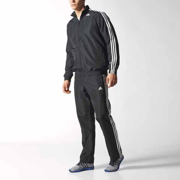 adidas 3-Stripes Basic Track Suit S22486