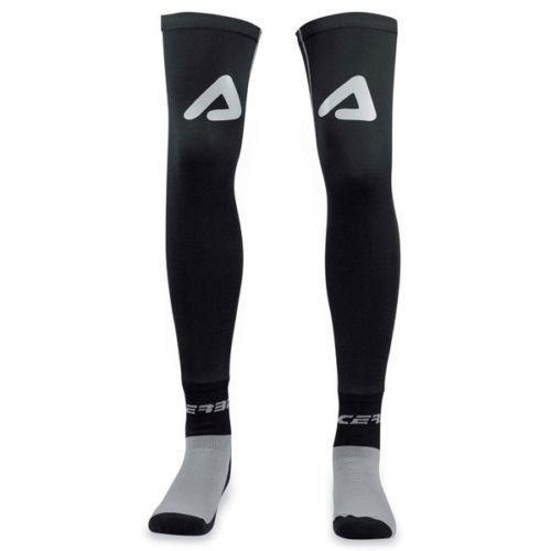ACERBIS X-LEG CROSS BLACK vyriškos kojinės