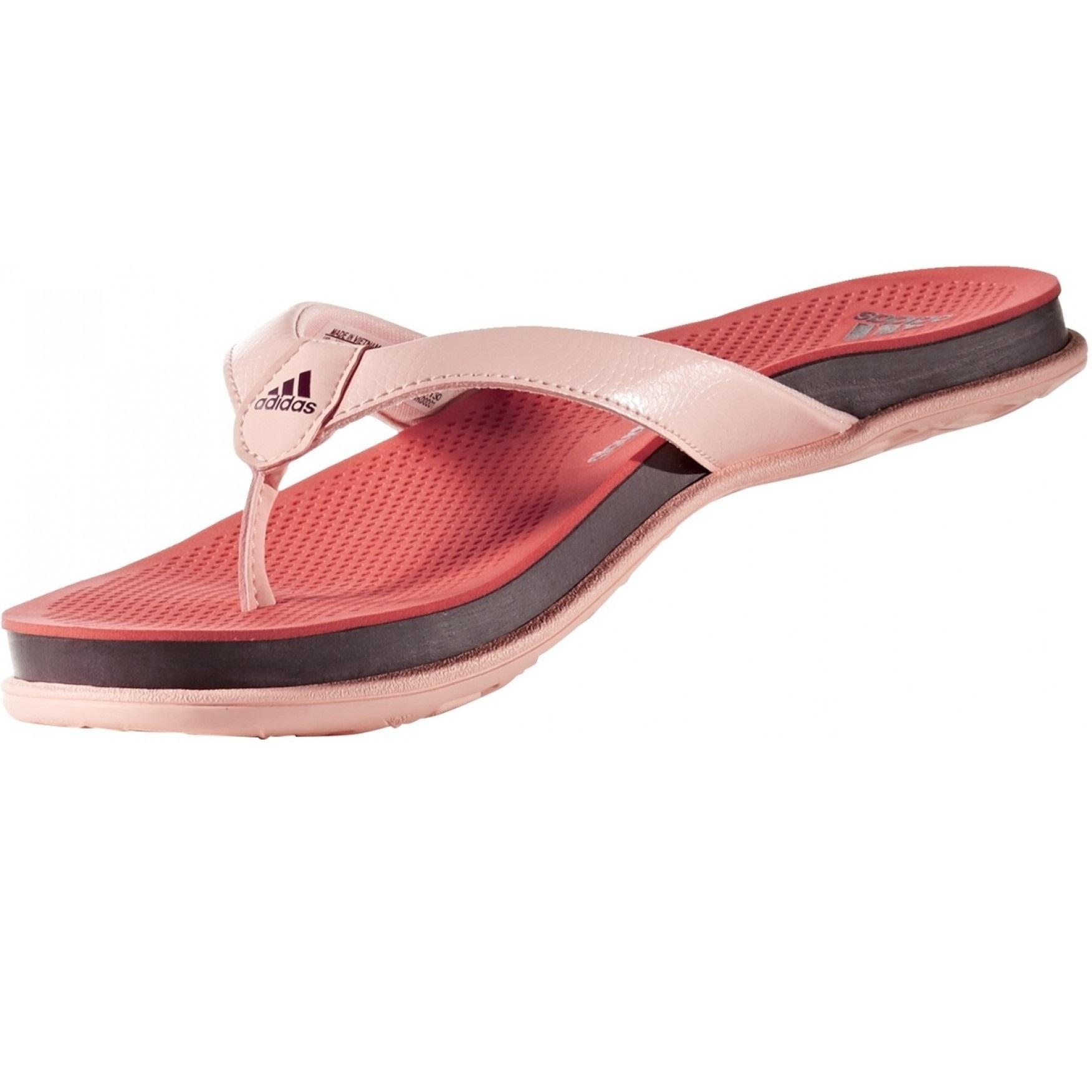 Adidas Šlepetės Cloudfoam Plus Pink BA8827