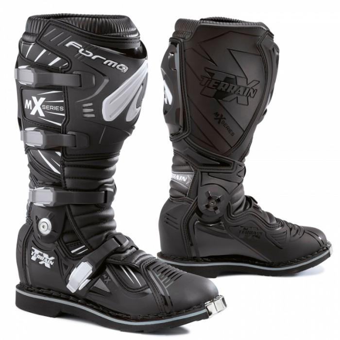 Forma MX Boots Terrain TX - Black
