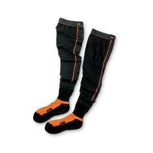 KTM ADULT MEN'S OFFROAD RIDING KNEE BRACE SOCKS