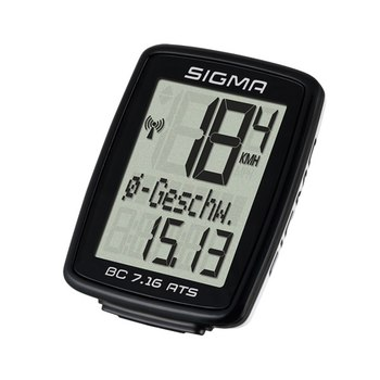 Sigma Sport BC 7.16 ATS - Cycle Computer wireless