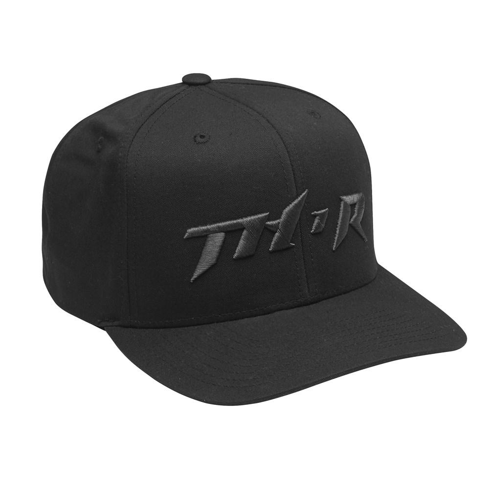 THOR OMIT Snapback Black kepurė