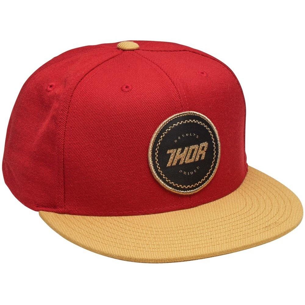 Thor Mens Winners Circle Snapback Adjustable Hat
