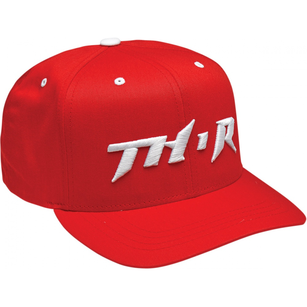 Thor OMIT SNAPBACK RED HAT