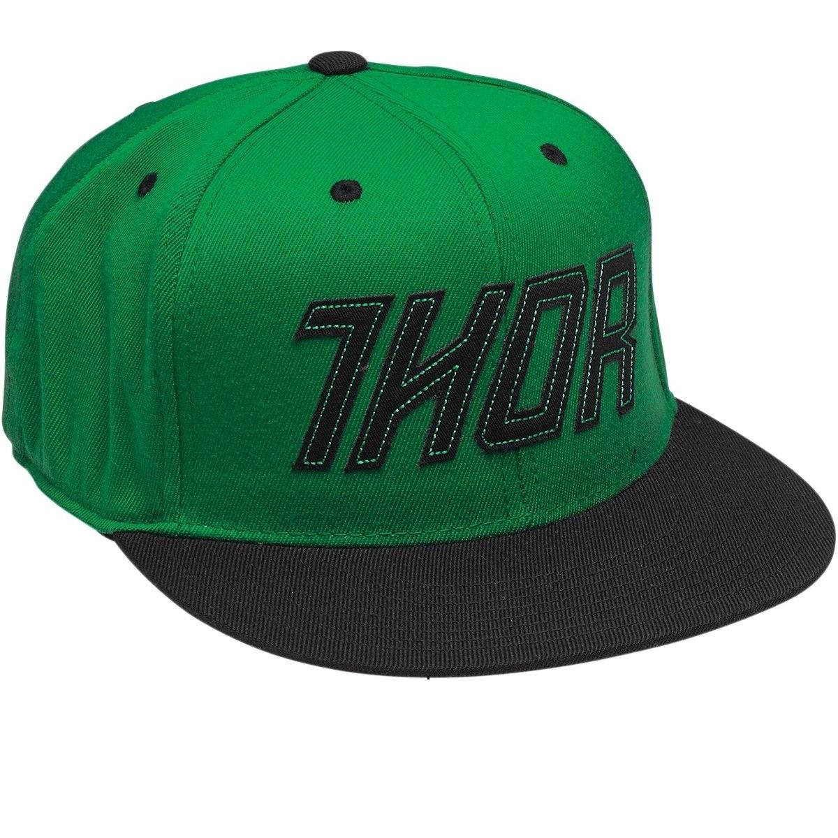 Thor Qualifier Green Black