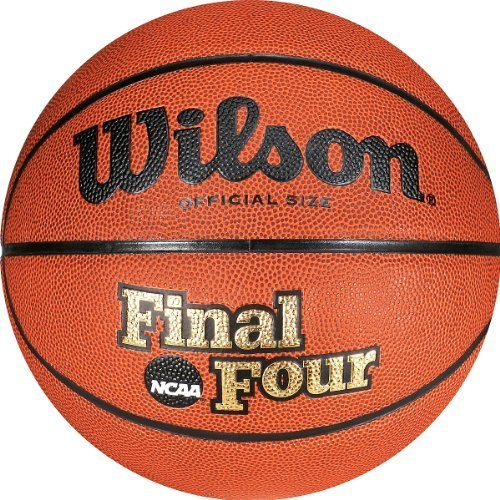WILSON WTB0733 NCAA Final Four Basketball