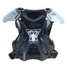 polisport-spider-body-protector-black-silver
