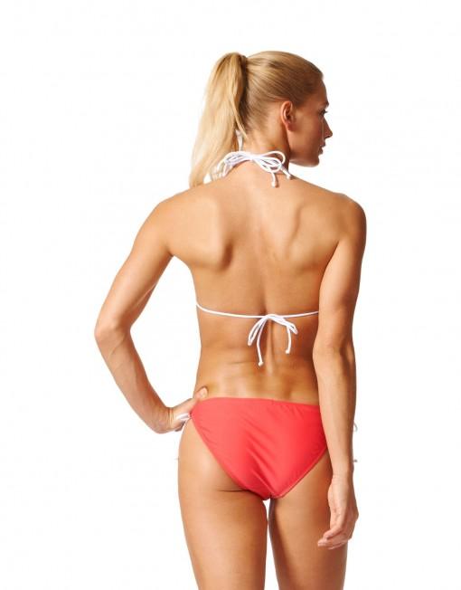 Adidas Women Bikini Swimming Solid Triangle Pink Beach BJ9861 Summer 2017 New 2