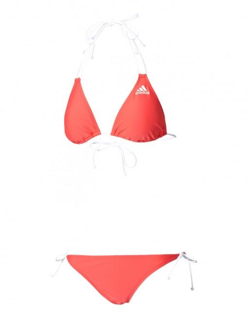 Adidas Women Bikini Swimming Solid Triangle Pink Beach BJ9861 Summer 2017 New 6
