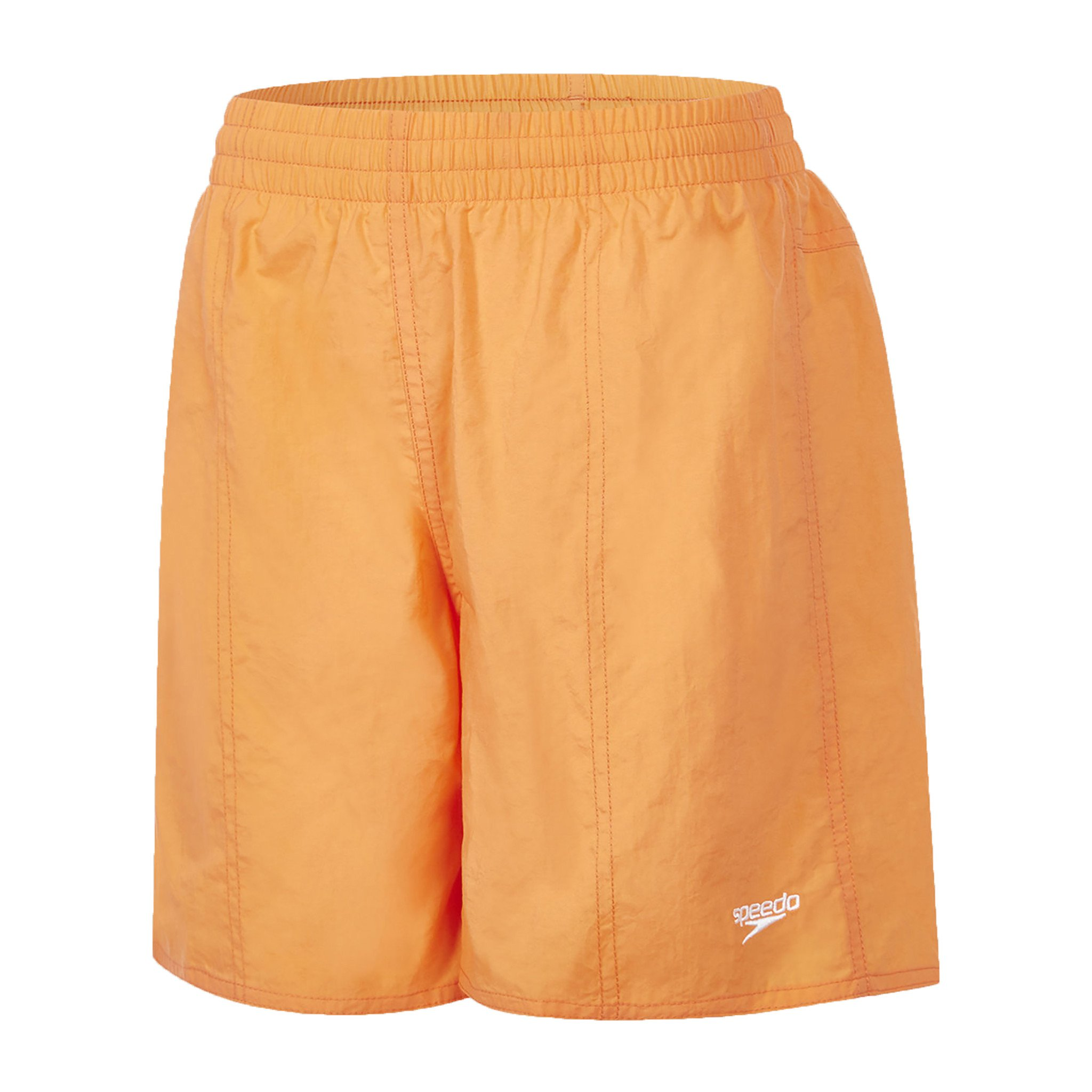 Speedo Orange Solid Leisure
