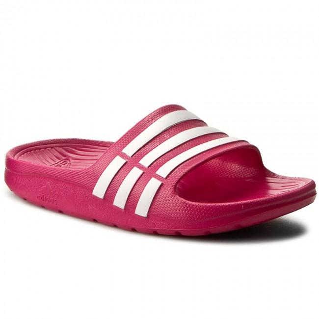 Adidas Duramo Slide K moteriškos šlepetės G06797