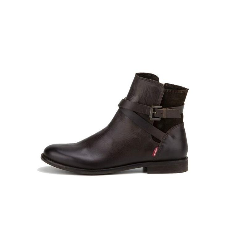 Levis-Damen-Boots-TENEX-226778-1700-29-Braun-Dark-B