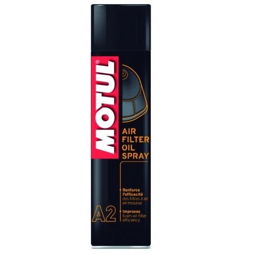 Aerozolinis oro filtrų tepalas Motul Air Filter Spray 400ml