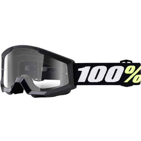 GOGGLE STRAT MINI BK CL 50600-001-02