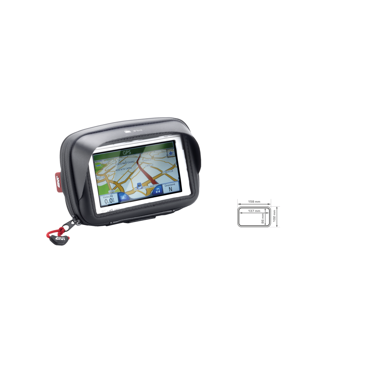 GPS-SMARTPHONE HOLDER S954B