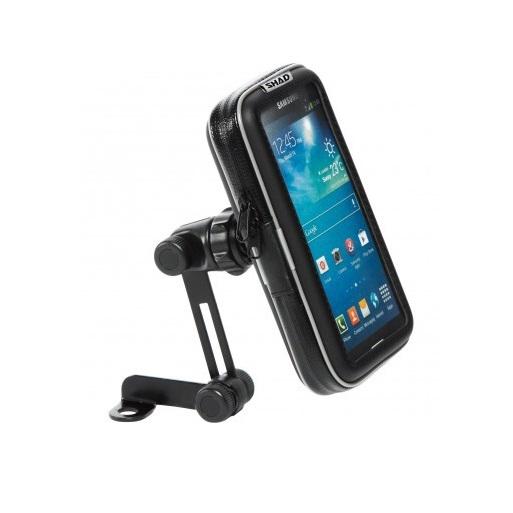 SHAD GPS Smartphone Tasche für Lenkerspiegel SG60M 5,5 Zoll