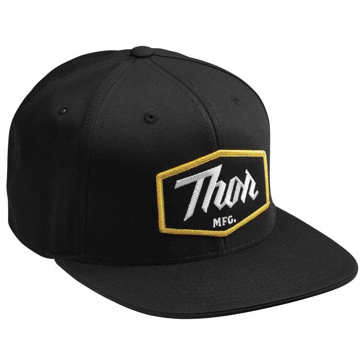 Thor Script Snapback Hat