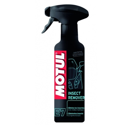 Valiklis vabzdžių liekanoms pašalinti Motul Insect Remover 400ml