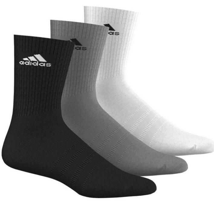 Adidas Kojinės 3S PER CR HC 3P