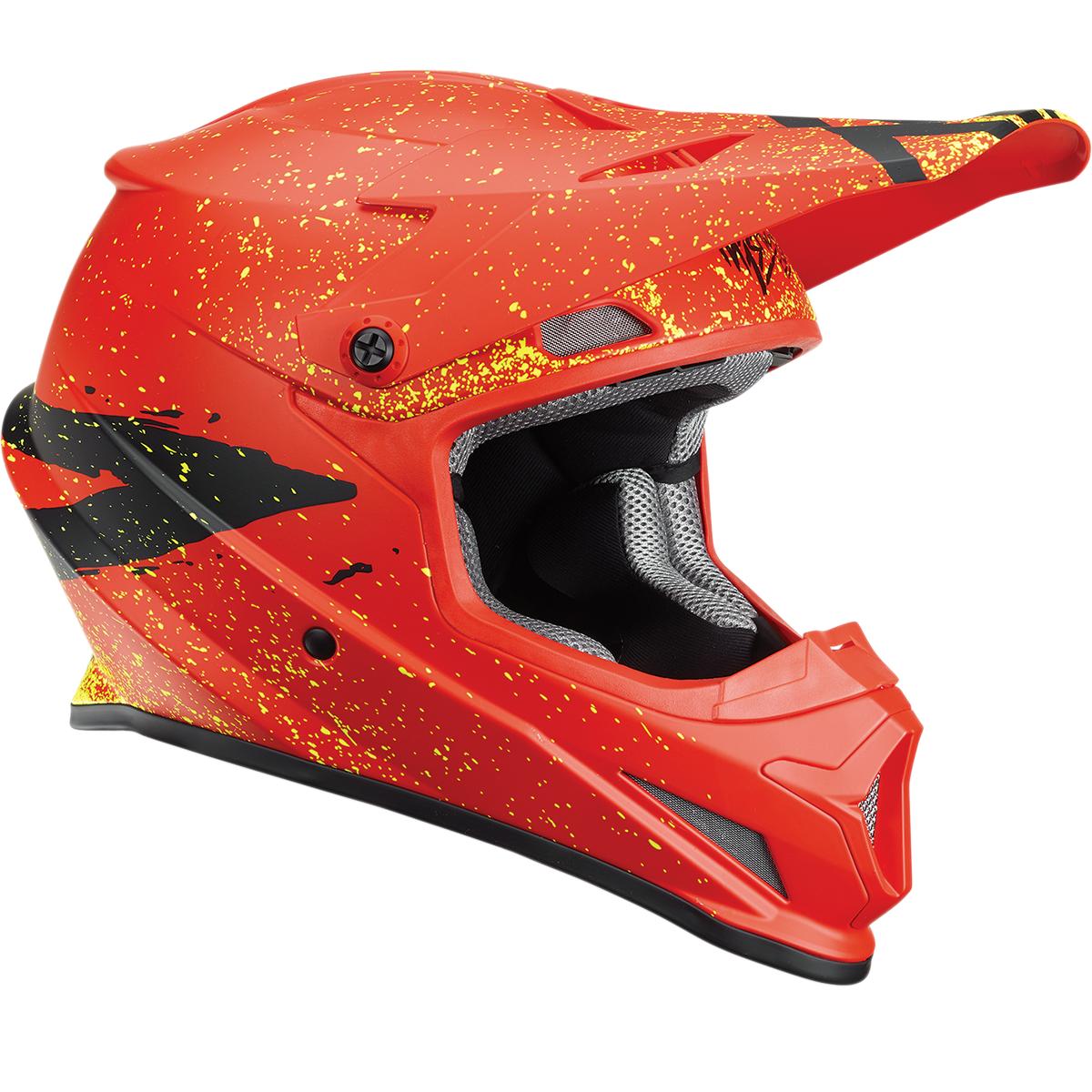 Thor 0110-5490 Sector Hype Helmet