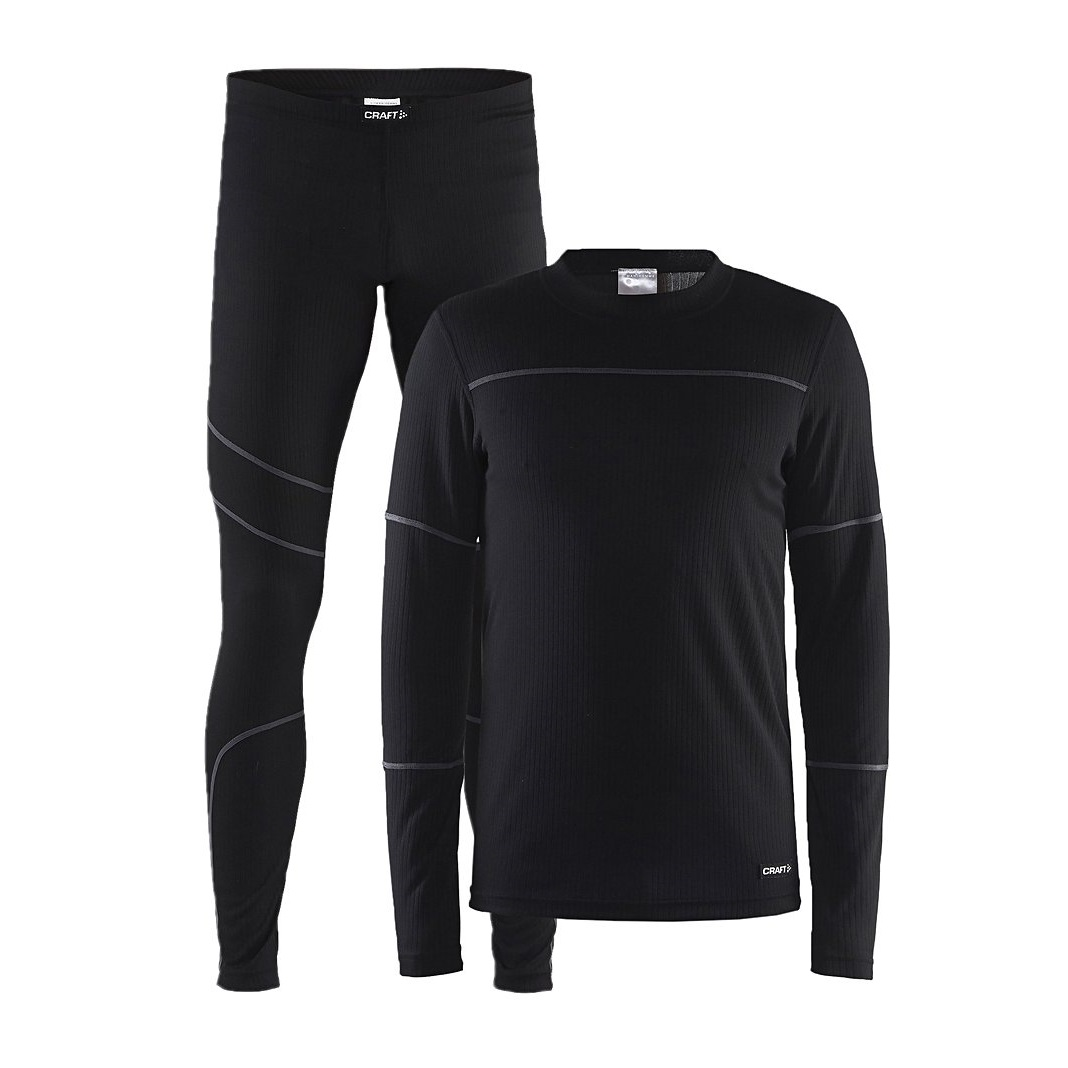 Craft-Baselayer-Sets-schwarz-1905332-999985