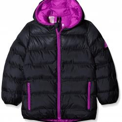 Adidas YG SD BTS Jkt vaikiška striukė (juoda)