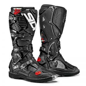 SIDI Crossfire 3 MX Boots black motociklininkų batai 655-8003