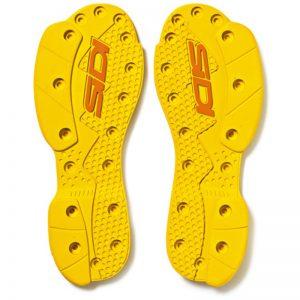 SIDI SMS Supermoto Sole yellow padai 656-013