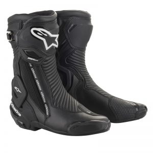 Alpinestars Boots SMX Plus v2 Black motociklininkų batai 695-2221019-10