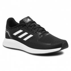 adidas Runfalcon 2.0 FY5943 Core Black/Cloud White/Grey Six batai