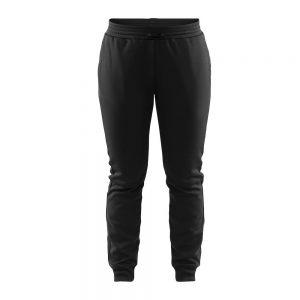 Craft Leisure Sweatpants W sportinės moteriškos kelnės 1907567-999000